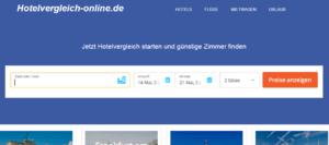 Hotel Vergleich im Internet